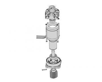 Электродвигатель ROX600 (SPMTG09200)