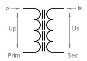 Трансформатор RUN1800 (TRA134.1025)