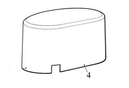 Крышка верхняя ROBO (цвет графит) (PPD1870A.4540)