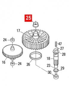Втулка POP/THOR (PMCBR2.4630)