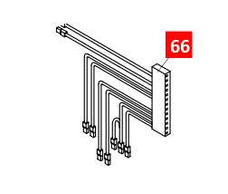 Провода комплект ROBUS600/A (CA1881R01.5320)