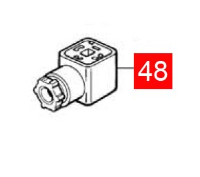 Разъем (розетка) MB/PL (C4VFMPM/A.2065)